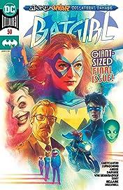 Batgirl (2016-) No.50