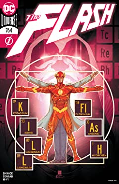 The Flash (2016-) #764