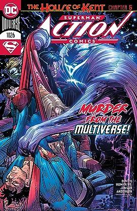 Action Comics (2016-) #1026