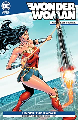 Wonder Woman: Agent of Peace #14