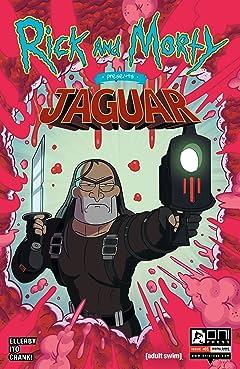 Rick and Morty Presents #1: Jaguar