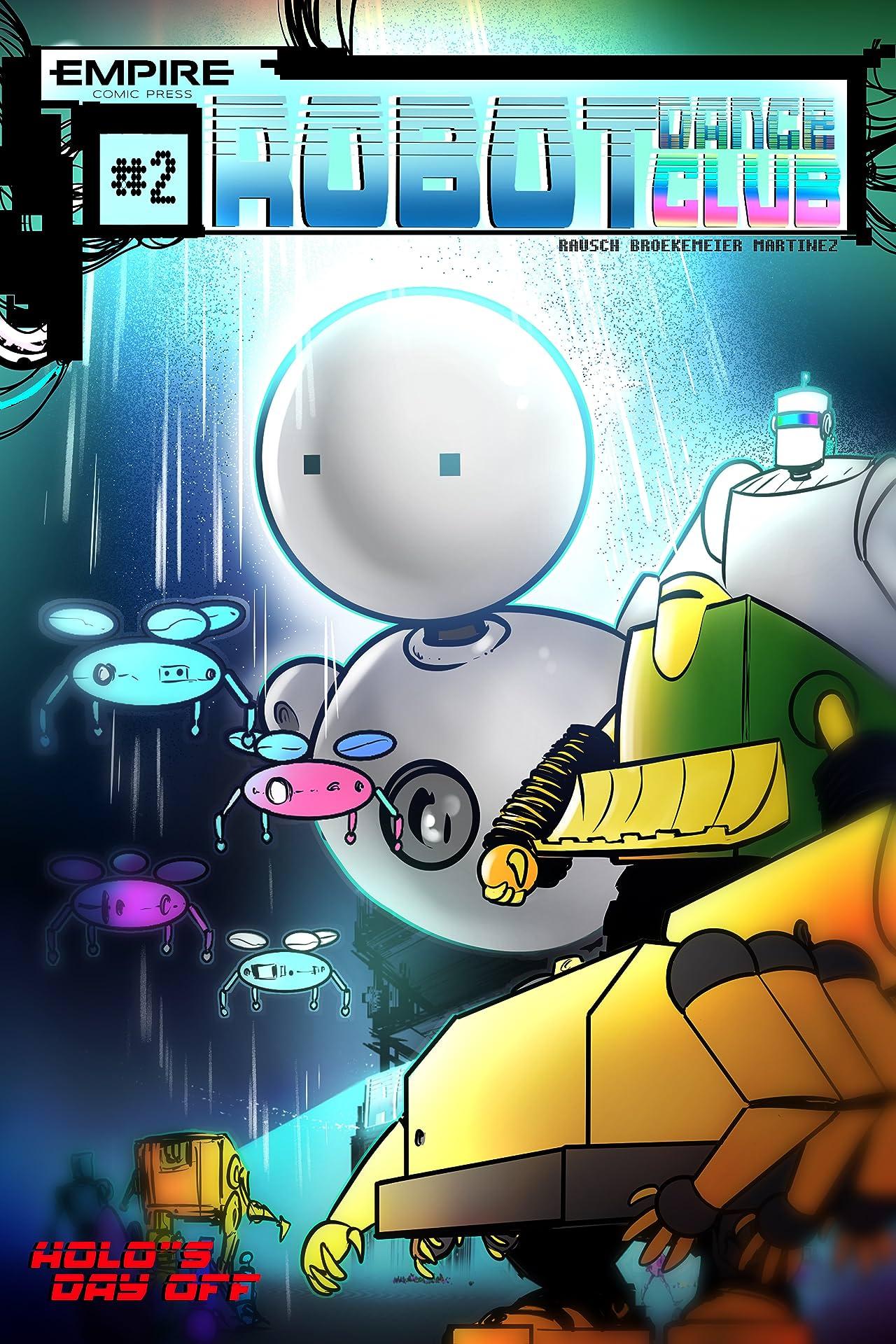 Robot Dance Club #2