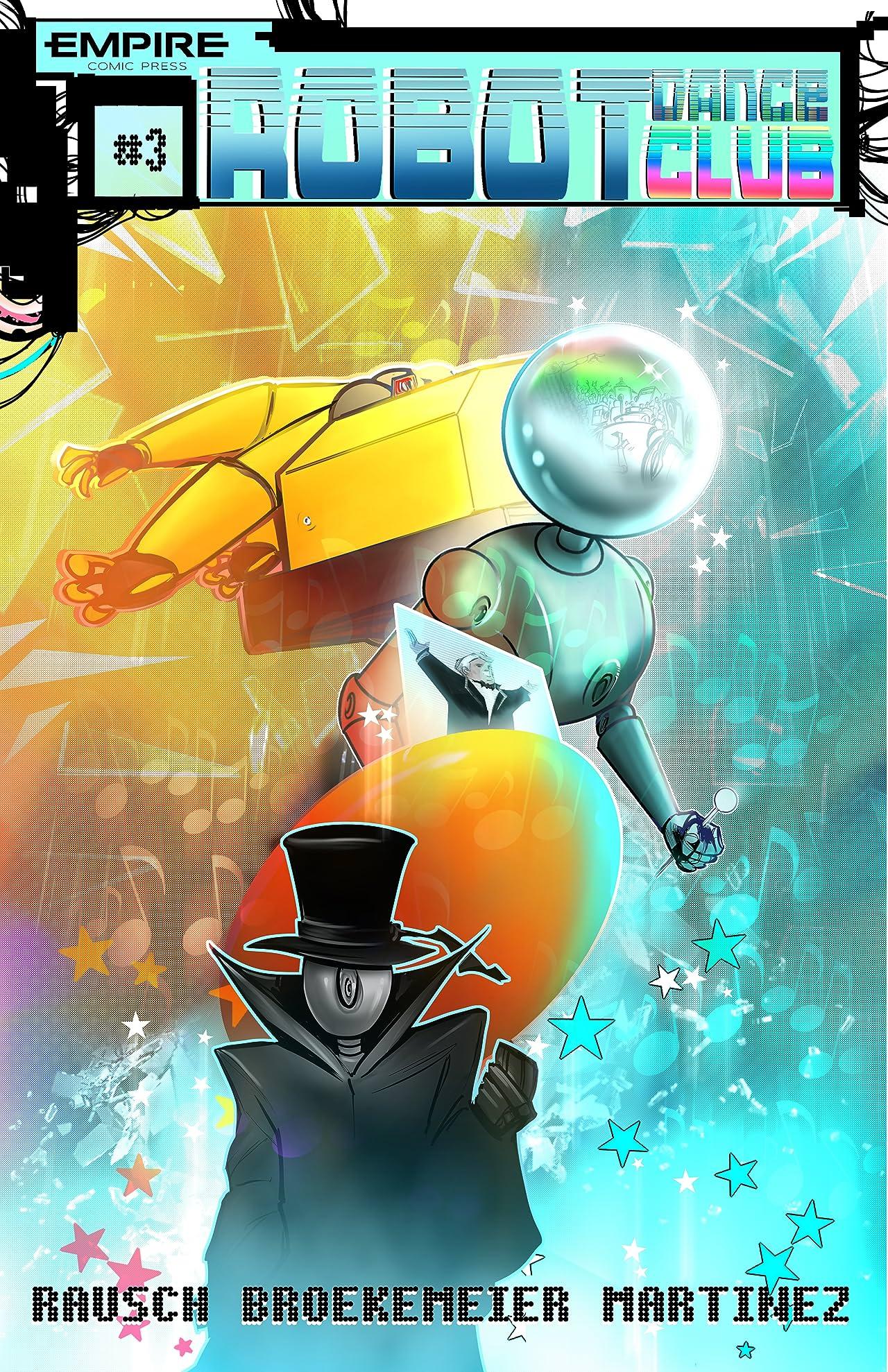 Robot Dance Club #3