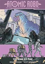 Atomic Robo Vol. 10: Atomic Robo & The Ring of Fire