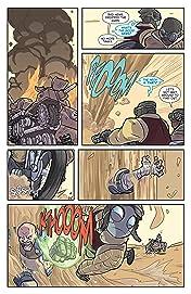Atomic Robo Vol. 11: Atomic Robo & The Temple of Od
