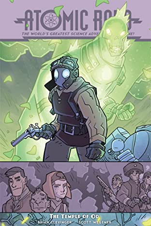 Atomic Robo Vol. 11: Atomic Robo & The Temple of Od