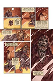 The Cimmerian #3: People of the Black Circle