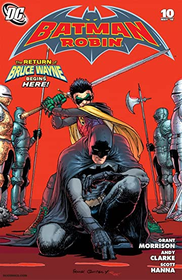 Batman and Robin (2009-2011) #10