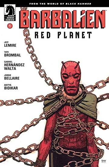 Barbalien: Red Planet No.1