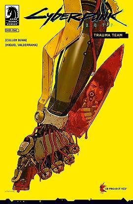 Cyberpunk 2077: Trauma Team #3