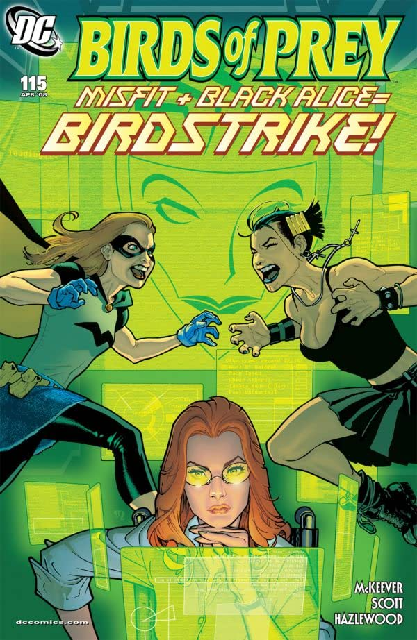 Birds of Prey (1999-2009) #115