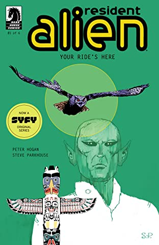 Resident Alien: Your Ride's Here No.1