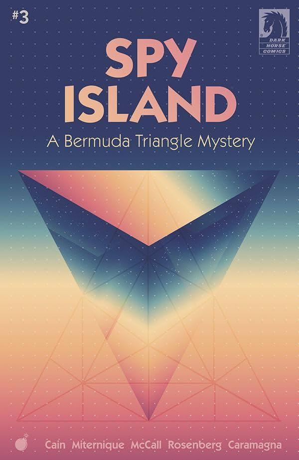 Spy Island No.3