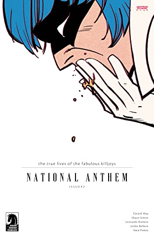 The True Lives of the Fabulous Killjoys: National Anthem #2