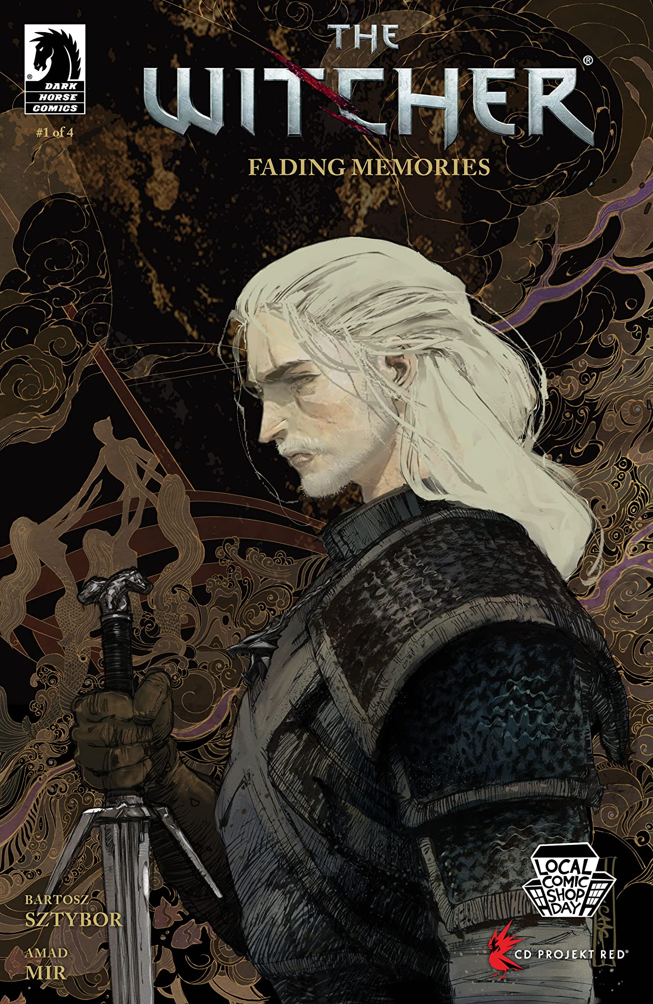The Witcher: Fading Memories No.1
