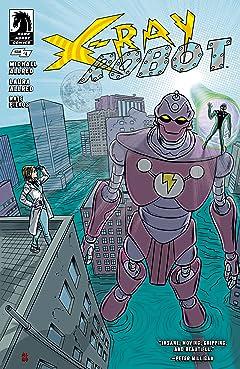 X-RAY ROBOT #4