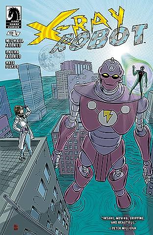 X-RAY ROBOT No.4
