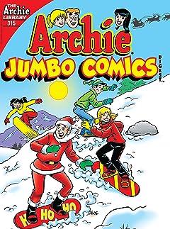 Archie Double Digest #315