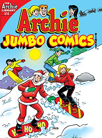 Archie Double Digest #315