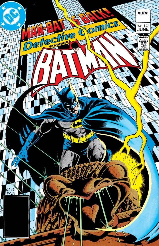 Detective Comics (1937-2011) #527