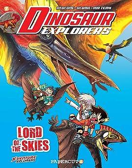 Dinosaur Explorers Vol. 8: Lord of the Skies