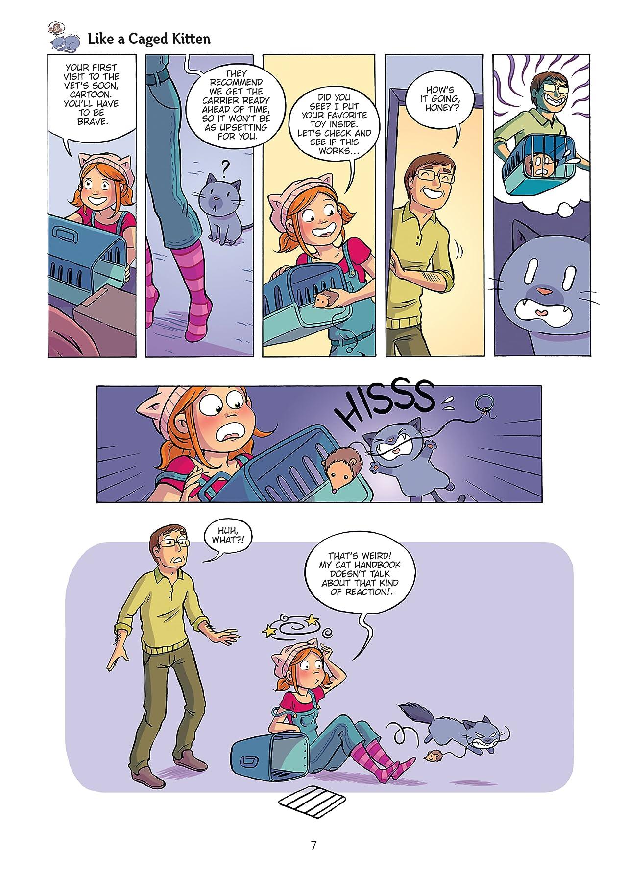 Chloe & Cartoon Tome 2