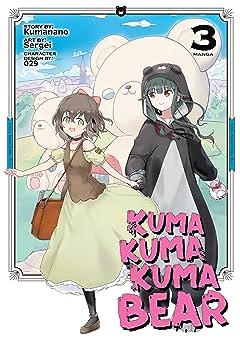Kuma Kuma Kuma Bear Vol. 3
