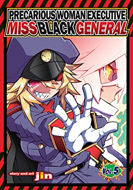 Precarious Woman Executive Miss Black General Vol. 5
