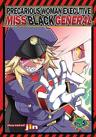 Precarious Woman Executive Miss Black General Vol. 5
