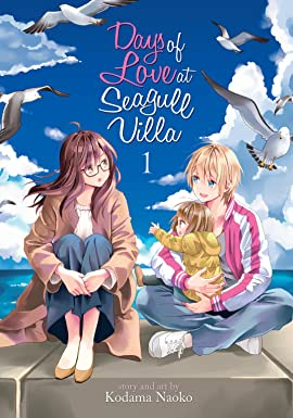 Days of Love at Seagull Villa Tome 1