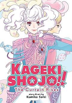 Kageki Shoujo!! The Curtain Rises