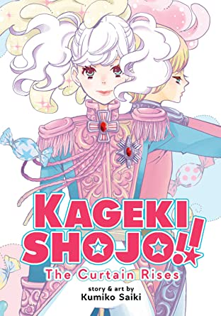 Kageki Shoujo!! The Curtain Rises