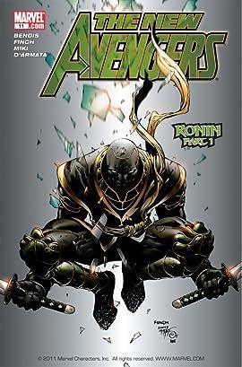 New Avengers (2004-2010) #11