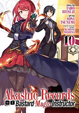 Akashic Records of Bastard Magic Instructor Vol. 10