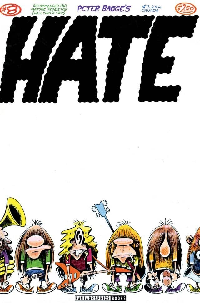 HATE #8