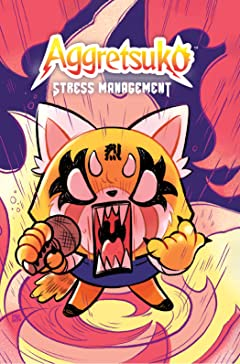 Aggretsuko Vol. 2: Stress Management