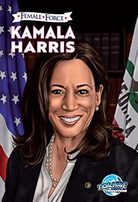 Female Force: Kamala Harris