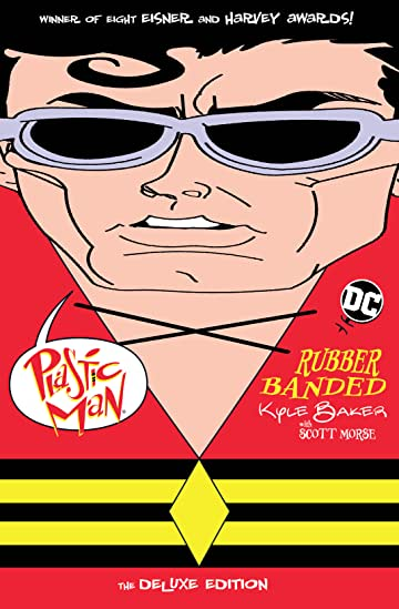 Plastic Man: Rubber Banded - The Deluxe Edition
