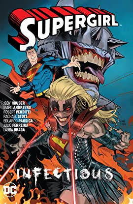Supergirl (2016-) Tome 3: Infectious