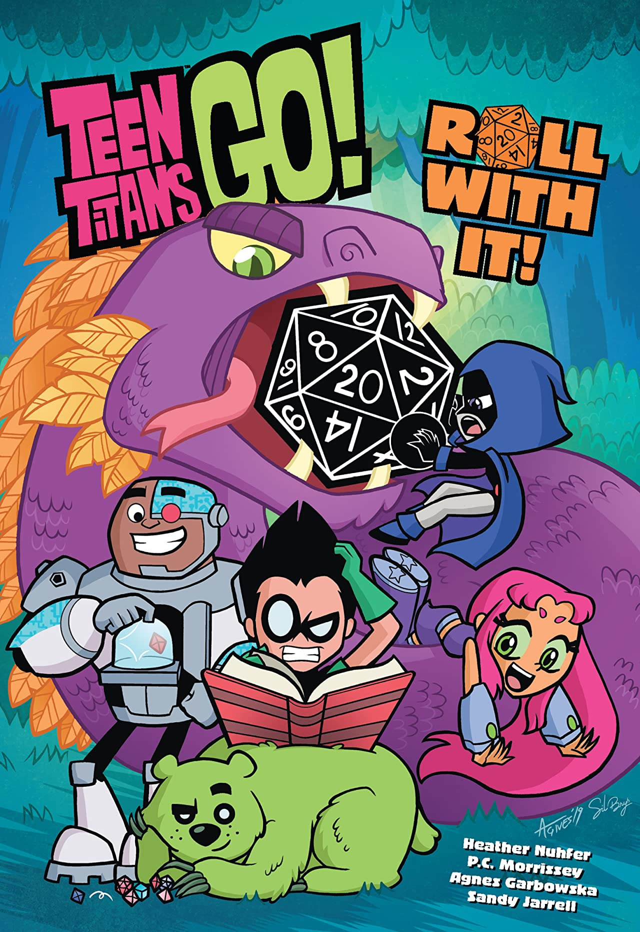 Teen Titans Go!: Roll With It!