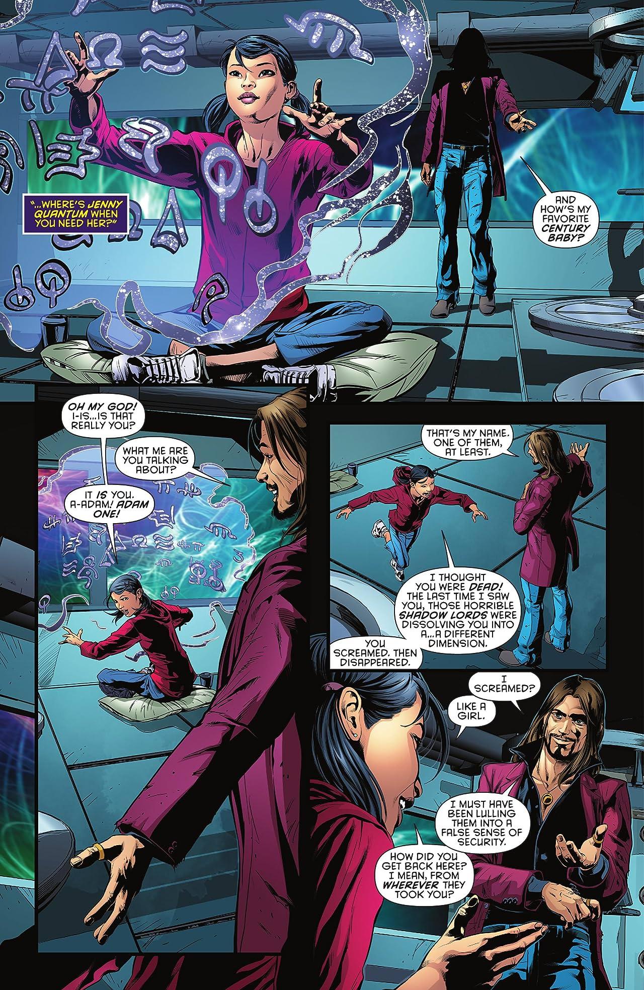 Stormwatch Vol. 3: Betrayal