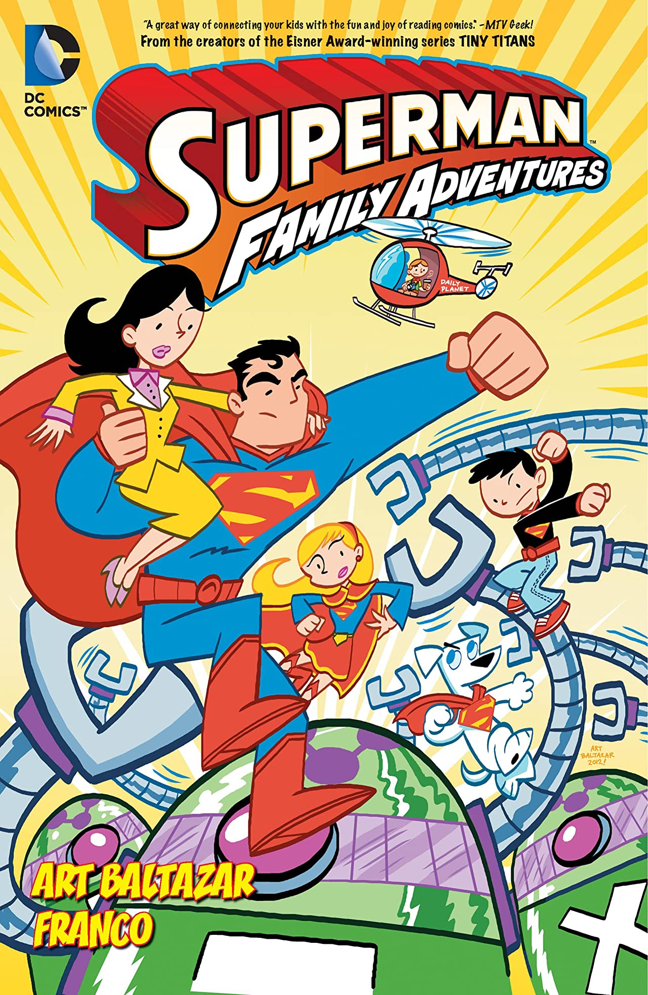 Superman Family Adventures  Vol. 1