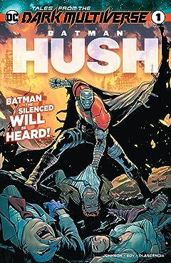 Tales from the Dark Multiverse: Batman: Hush (2019-) #1
