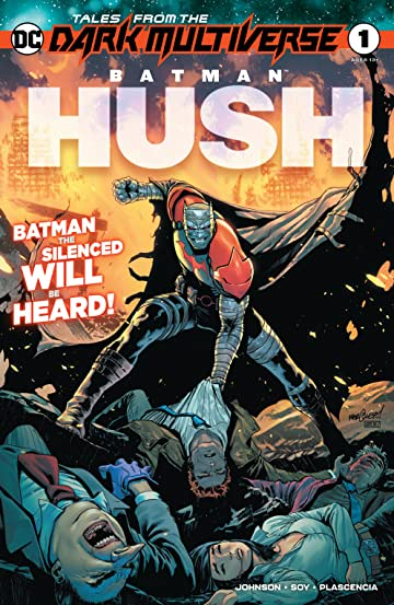 Tales from the Dark Multiverse: Batman: Hush (2019-) #1
