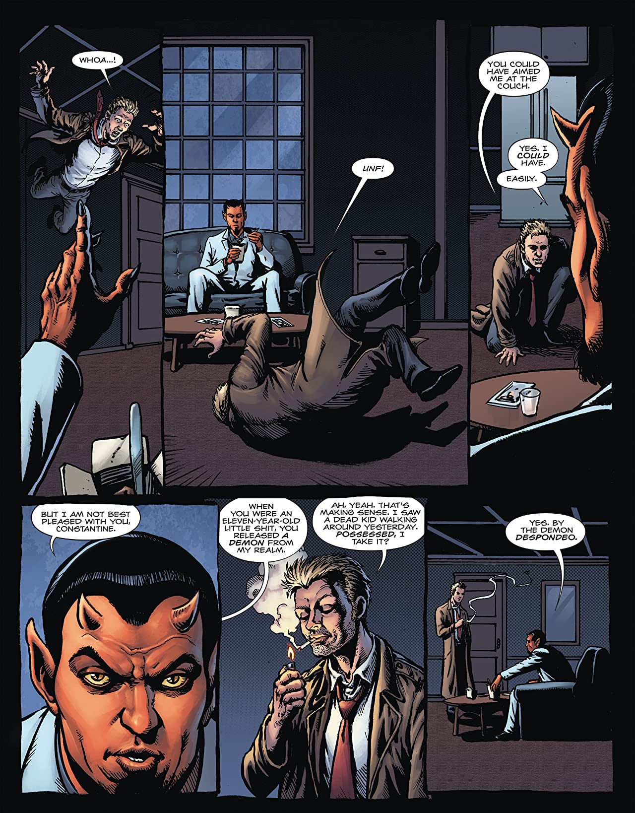 Hellblazer: Rise and Fall (2020-) #2