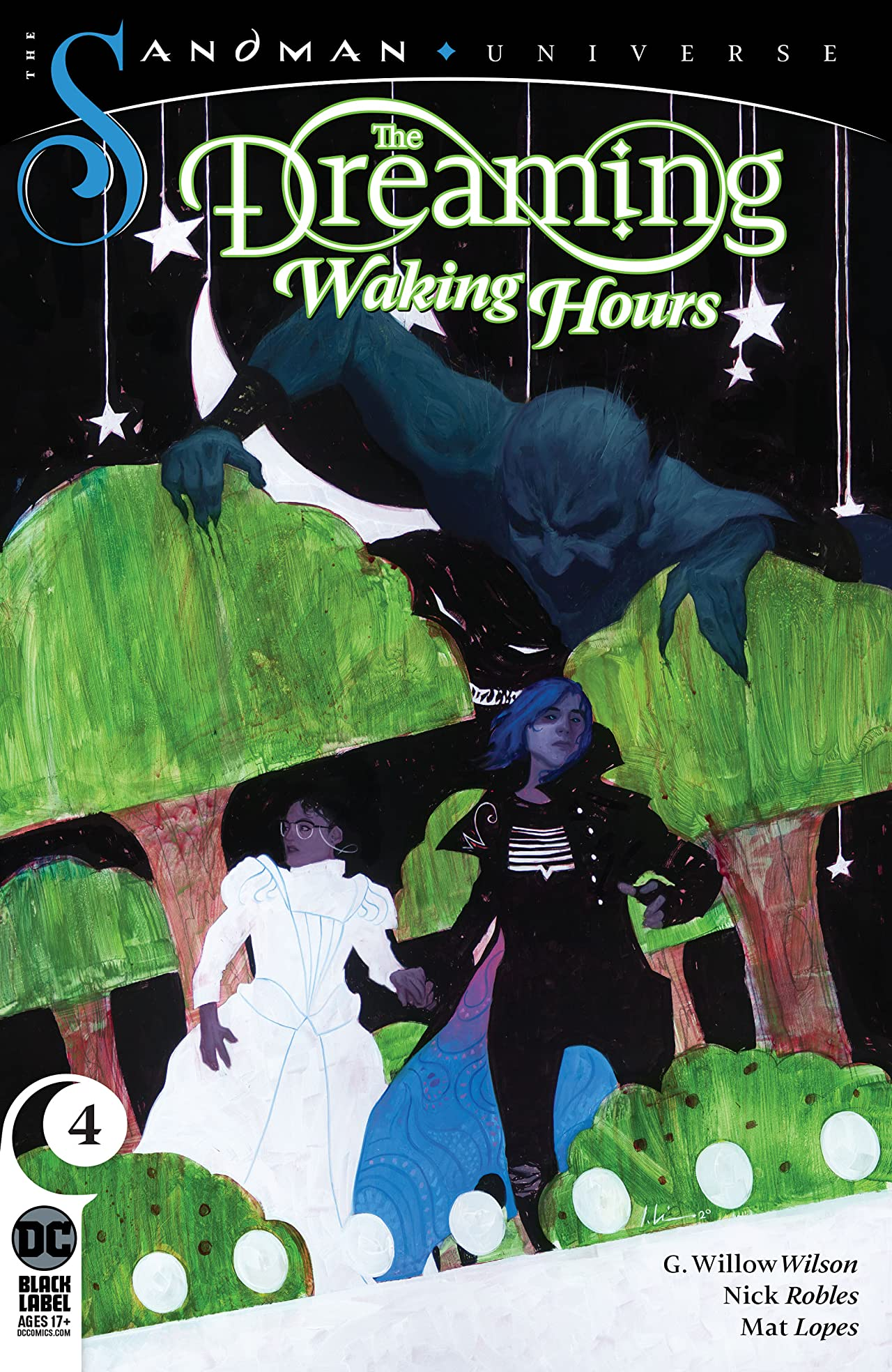 The Dreaming: Waking Hours (2020-) No.4