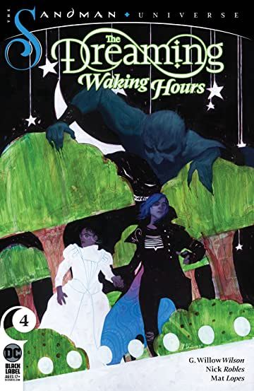The Dreaming: Waking Hours (2020-) #4