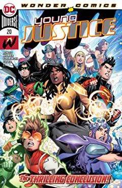 Young Justice (2019-) #20