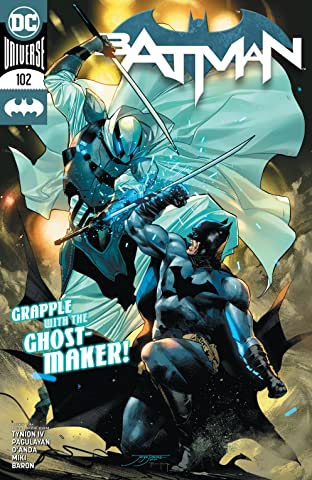 Batman (2016-) No.102