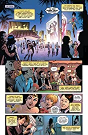 Wonder Woman: Agent of Peace #15